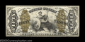 Fractional Currency:Third Issue, Fr. 1362 50c Third Issue Justice Gem New. An unusual grade ...