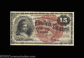 Fractional Currency:Fourth Issue, Fr. 1267 Fourth Issue 15¢ About New. Three huge margins ...