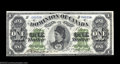 Canadian Currency: , DC-8e-iii-0 $1 1878 Extremely Fine. A very high grade ...