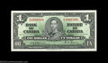 Canadian Currency: , BC-21a $1 1937 Gem Crisp Uncirculated. The margins are ...