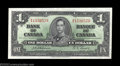 Canadian Currency: , BC-21a $1 1937 Gem Crisp Uncirculated. Beautiful wide ...