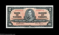 Canadian Currency: , BC-22b $2 1937 Choice Crisp Uncirculated. North of the ...