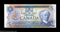 Canadian Currency: , BC-53a $5 1979 Gem Crisp Uncirculated. The last seven ...