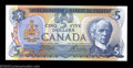 Canadian Currency: , BC-53bA $5 1979 Replacement Note Gem Crisp Uncirculated. ...