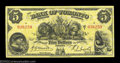 Canadian Currency: , Toronto, Quebec - The Bank of Toronto $5 Jan. 2, 1935 Ch. ...