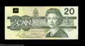 Canadian Currency: , BC-58b/BC60a $20/$100 1991 About Uncirculated. This piece ...