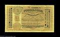 Miscellaneous:Postal Currency, Providence, RI Postal Note Choice About New. On yellow ...