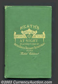 Miscellaneous:Other, Heath's Infallible Counterfeit Detector Pocket Edition. ...