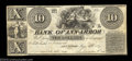 Obsoletes By State:Michigan, Ann Arbor, MI- The Bank of Ann Arbor $10 June 28, 1837 G16 ...