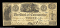 Obsoletes By State:Michigan, Constantine, MI- The Bank of Constantine $3 June 1, 1841 ...