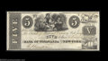 Obsoletes By State:Michigan, Mt. Clemens, MI- Bank of Macomb County $5 (2), $10 G18 (2),...