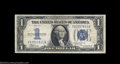 Error Notes:Inverted Reverses, Fr. 1606 $1 1934 Inverted Reverse Silver Certificate. Fine-...