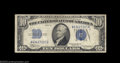 Error Notes:Inverted Reverses, Fr. 1701 $10 1934 Inverted Reverse Silver Certificate. Fine-...