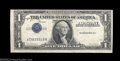 Error Notes:Inverted Third Printings, Fr. 1613 $1 1935D Silver Certificate. Very Fine. Inverted ...