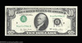 Error Notes:Inverted Third Printings, Fr. 2023-D $10 1977 Federal Reserve Note. Gem Crisp ...
