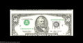 Error Notes:Inverted Third Printings, Fr. 2125-B $50 1993 Federal Reserve Note. Gem Crisp ...