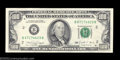 Error Notes:Ink Smears, Fr. 2173-B $100 1990 Federal Reserve Note, About ...