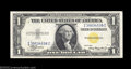 Error Notes:Miscellaneous Errors, Fr. 2306 $1 1935A North Africa Silver Certificate. Gem Crisp ...