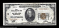 Error Notes:Major Errors, Fr. 1870-C $20 1929 Federal Reserve Bank Note. Very Fine-...