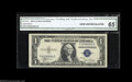 Small Size:Silver Certificates, Fr. 1612 $1 1935C Silver Certificate. CGA Gem Uncirculated ...