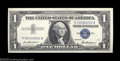 Small Size:Silver Certificates, Fr. 1619 $1 1957 Silver Certificate. Choice-Gem Crisp ...