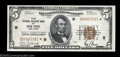 Small Size:Federal Reserve Bank Notes, Fr. 1850-B* $5 1929 Federal Reserve Bank Note. Choice About ...