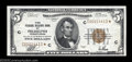 Small Size:Federal Reserve Bank Notes, Fr. 1850-C* $5 1929 Federal Reserve Bank Note. Choice Crisp ...