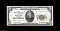 Small Size:Federal Reserve Bank Notes, Fr. 1870-I $20 1929 Federal Reserve Bank Note. Gem Crisp ...