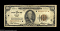 Small Size:Federal Reserve Bank Notes, Fr. 1890-K* $100 1929 Federal Reserve Bank Note. Fine.