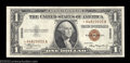 Small Size:World War II Emergency Notes, Fr. 2300* $1 1935A Hawaii Silver Certificate. Gem Crisp ...