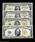 Small Size:World War II Emergency Notes, $1 1935A Hawaii Silver Certificate. Gem Crisp Uncirculated.