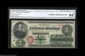 Large Size:Legal Tender Notes, Fr. 16 $1 1862 Legal Tender CGA Choice Uncirculated 64. ...