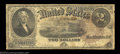 Large Size:Legal Tender Notes, Fr. 54 $2 1880 Legal Tender Very Good. One of the keys to ...