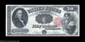 Large Size:Legal Tender Notes, Fr. 164 $50 1880 Legal Tender Very Fine-Extremely Fine. ...