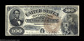Large Size:Legal Tender Notes, Fr. 172 $100 1880 Legal Tender About Fine. Only eleven ...