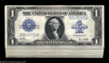 Large Size:Silver Certificates, Forty Consecutive Fr. 238s. Based solely on the vagaries ... (40Notes)