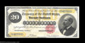 Large Size:Gold Certificates, Fr. 1178 $20 1882 Gold Certificate Extremely Fine. Broadly ...