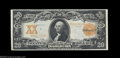 Large Size:Gold Certificates, Fr. 1181 $20 1906 Gold Certificate Superb Gem New. An ...