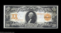 Large Size:Gold Certificates, Fr. 1182 $20 1906 Gold Certificate Superb Gem New. An ...