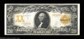 Large Size:Gold Certificates, Fr. 1184 $20 1906 Gold Certificate Very Fine. A much rarer ...