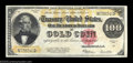 Large Size:Gold Certificates, Fr. 1215 $100 1922 Gold Certificate Extremely Fine. Huge, ...