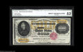 Large Size:Gold Certificates, Fr. 1225 $10,000 1900 Gold Certificate CGA About ...