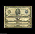 Large Size:Group Lots, $200 Face in Large Size $50s. Four notes, two from New ... (4 notes)