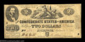 Confederate Notes:1861 Issues, T38 $2 1861. This type, dated September 2, 1861 by error ...