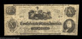 Confederate Notes:1862 Issues, T48 $10 1862. This rare Essay note from the Kennedy ...