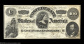 Confederate Notes:1862 Issues, T49 $100 1862. This Lucy Pickens Hundred has outstanding ...