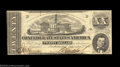 Confederate Notes:1862 Issues, T51 $20 1862. A couple of light folds define the grade on ...