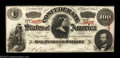 Confederate Notes:1863 Issues, T56 $100 1863. A gorgeous Lucy Pickens note from the ...