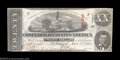 Confederate Notes:1863 Issues, T58 $20 1863. From the Kennedy collection. Choice About ...