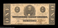 Confederate Notes:1863 Issues, T62 $1 1863. Despite a tiny corner bend, this attractive ...